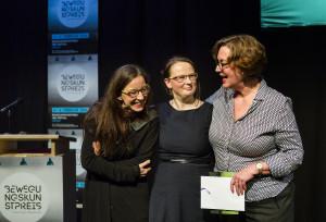 Leipziger Bewegungskunstpreis 2015 Preisverleihung im LOFFT am 06.02.2016